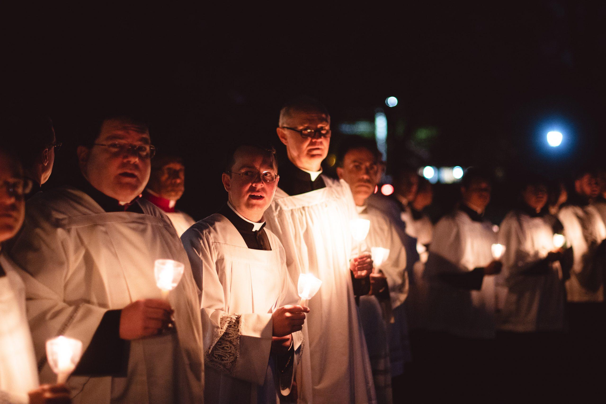 Sexual Politics in the Priesthood – John Shuster